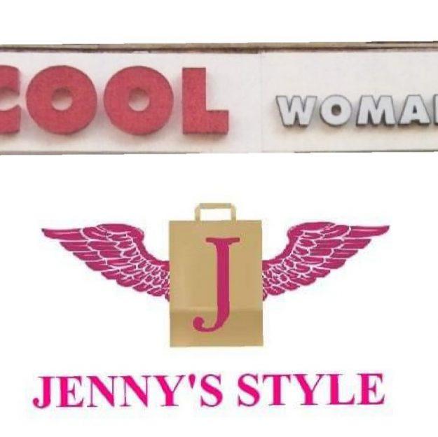 COOL WOMAN JENNY'S STYLE