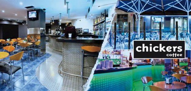 Cafetería Chickers Coffee